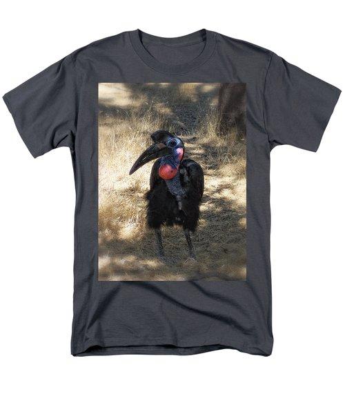Ugly Bird Ball Men's T-Shirt  (Regular Fit) by Donna Blackhall