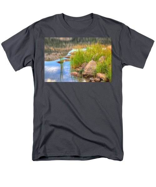Uinta Reflections Men's T-Shirt  (Regular Fit) by Dustin  LeFevre