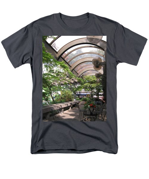 Under The Dome Men's T-Shirt  (Regular Fit) by David Trotter