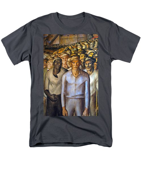 Unite Men's T-Shirt  (Regular Fit) by Joe Schofield