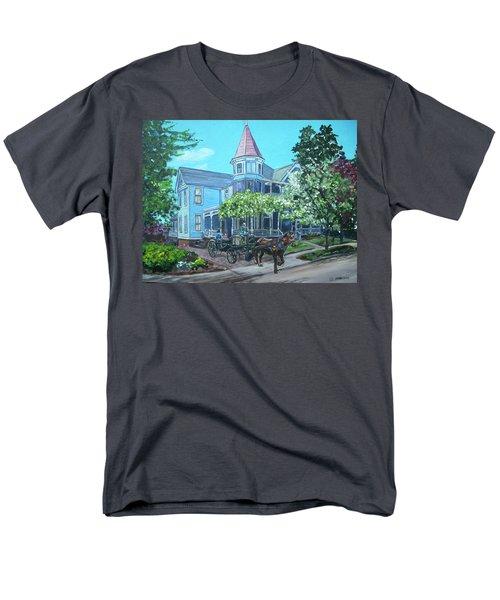 Victorian Greenville Men's T-Shirt  (Regular Fit) by Bryan Bustard