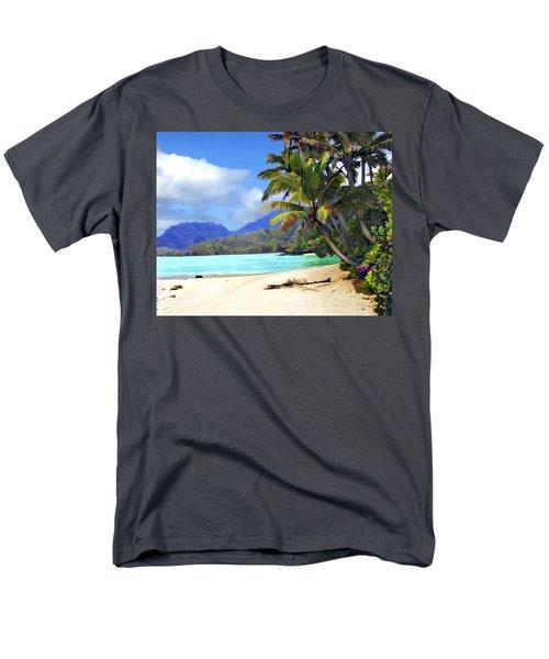 View From Waicocos Men's T-Shirt  (Regular Fit) by Kurt Van Wagner