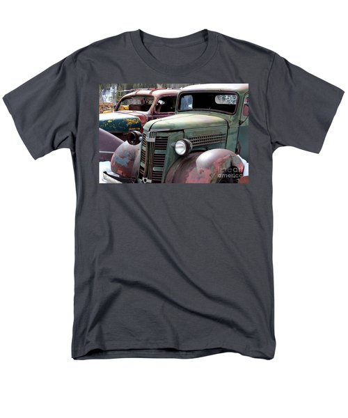 Men's T-Shirt  (Regular Fit) featuring the photograph Vintage by Fiona Kennard