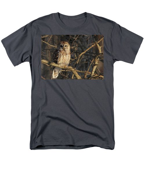 Waiting For Supper Men's T-Shirt  (Regular Fit) by Lori Deiter