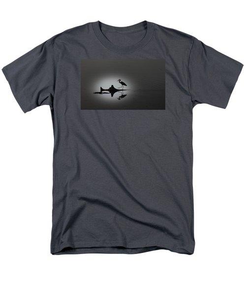 Walking On The Water Men's T-Shirt  (Regular Fit) by Menachem Ganon