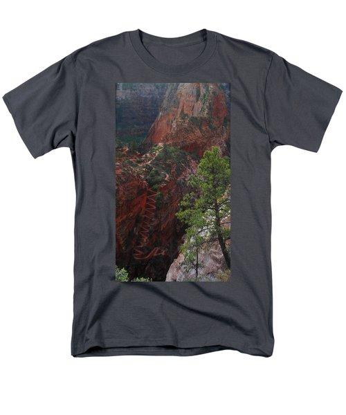 Walters Wiggles Men's T-Shirt  (Regular Fit) by Natalie Ortiz