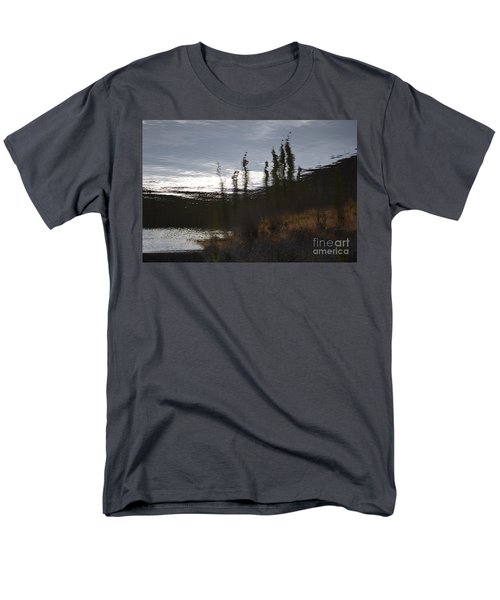 Men's T-Shirt  (Regular Fit) featuring the photograph Water Paint by Brian Boyle