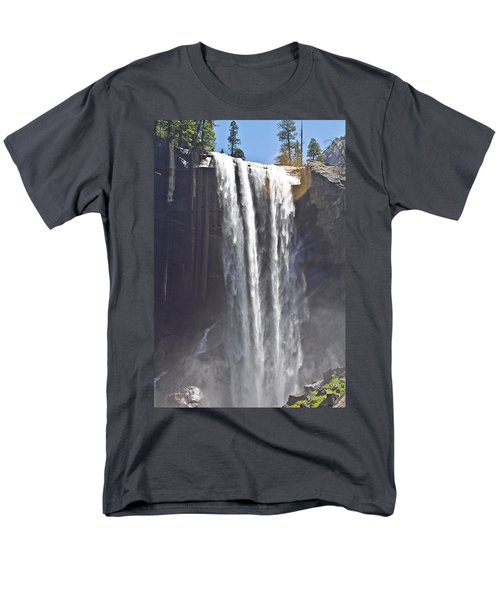 Waterfall Men's T-Shirt  (Regular Fit) by Brian Williamson