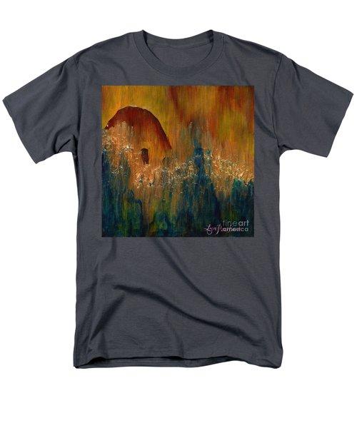 Waves Men's T-Shirt  (Regular Fit)