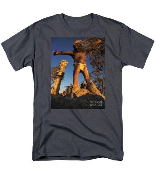 Welcome Men's T-Shirt  (Regular Fit)