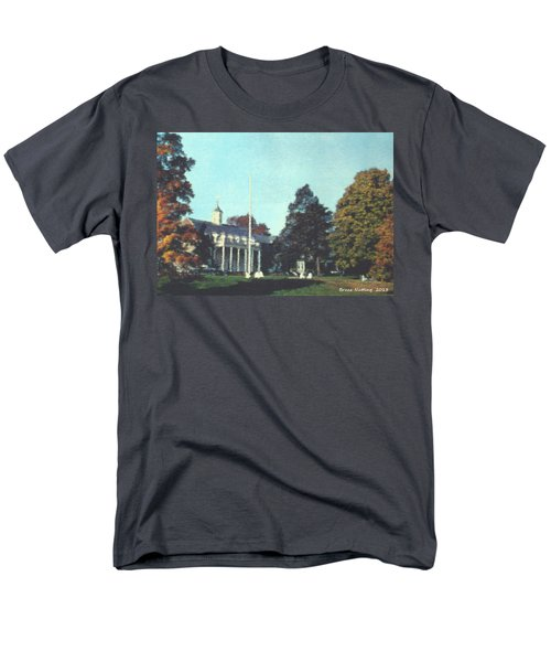 Whittle Hall Men's T-Shirt  (Regular Fit) by Bruce Nutting