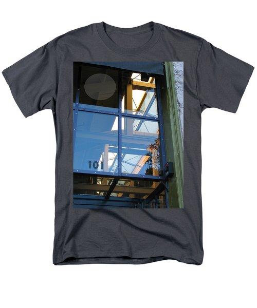 Windows 101 Men's T-Shirt  (Regular Fit) by Brooks Garten Hauschild