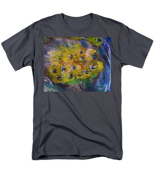 Windy Men's T-Shirt  (Regular Fit) by Laurie L