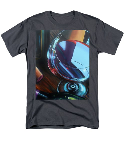 Wine Reflections Men's T-Shirt  (Regular Fit)