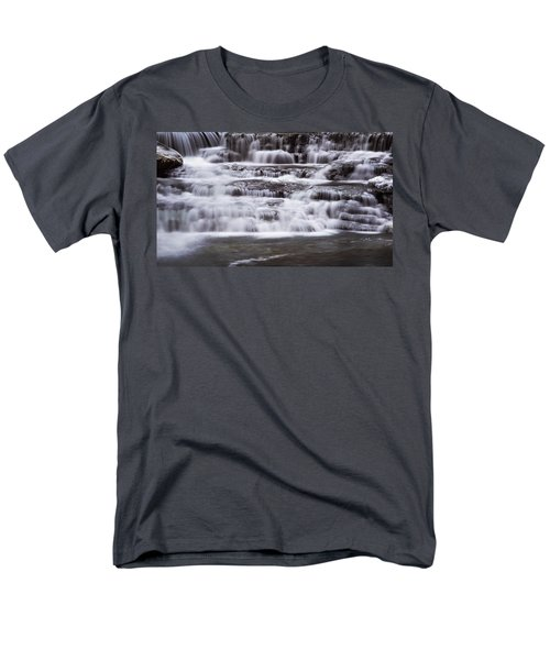 Winter Fall Men's T-Shirt  (Regular Fit)