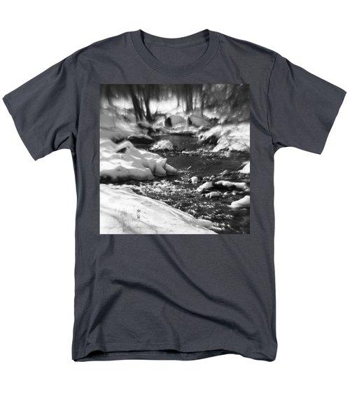 Winter Flow Men's T-Shirt  (Regular Fit)