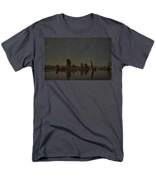 Wish You Were Here Men's T-Shirt  (Regular Fit) by Rob Hans