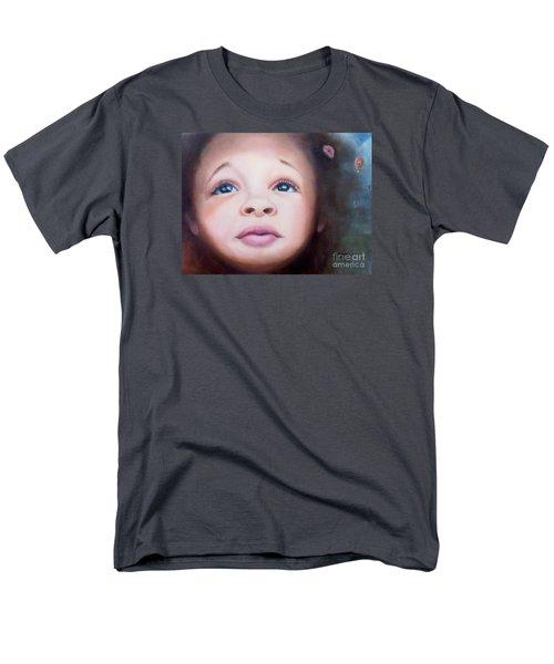Wonderment Men's T-Shirt  (Regular Fit) by Marlene Book
