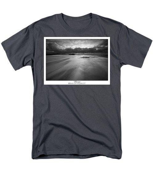 Rhosneigr Men's T-Shirt  (Regular Fit) by Beverly Cash