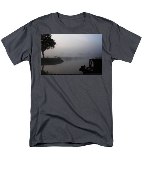 A Nice Place Men's T-Shirt  (Regular Fit) by Linsey Williams