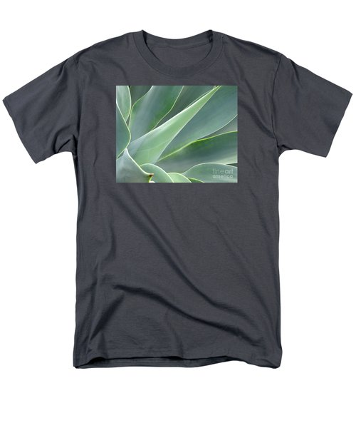 Men's T-Shirt  (Regular Fit) featuring the photograph Agave by Ranjini Kandasamy