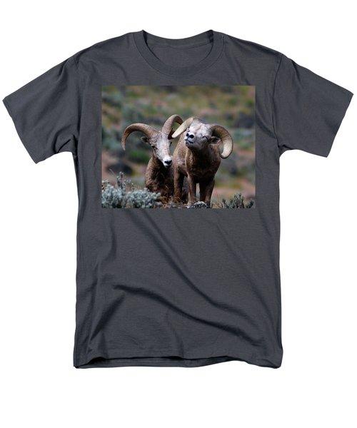 Men's T-Shirt  (Regular Fit) featuring the photograph Smile by Steve McKinzie