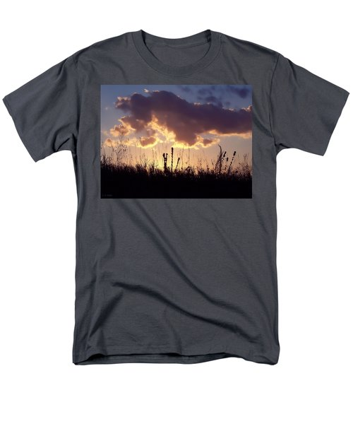 Summer Sunset Men's T-Shirt  (Regular Fit) by Lauren Radke