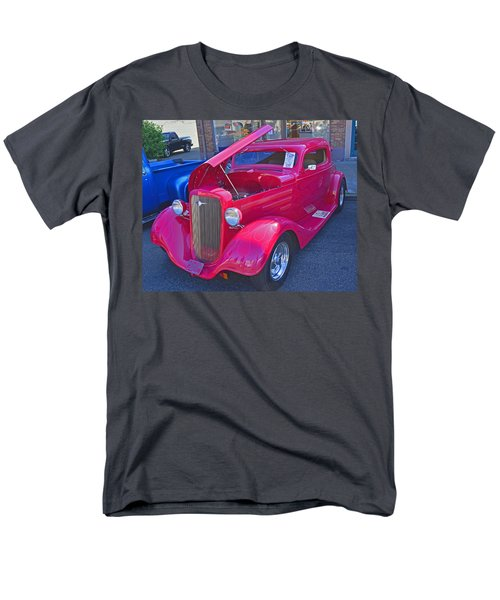 Men's T-Shirt  (Regular Fit) featuring the photograph 1934 Chevy Coupe by Tikvah's Hope