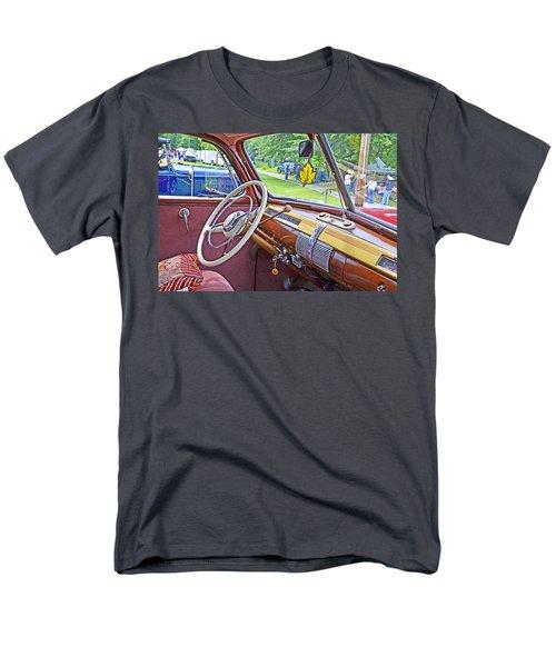 1941 Ford Dash Men's T-Shirt  (Regular Fit) by Paul Mashburn