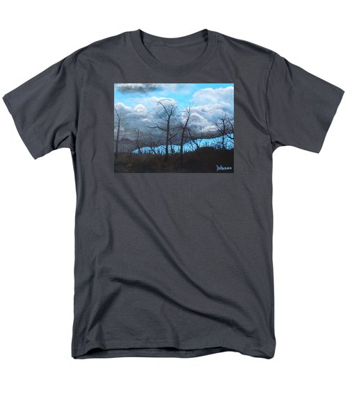 A Cloudy Day Men's T-Shirt  (Regular Fit) by Dan Whittemore