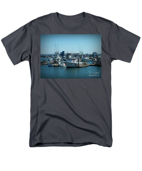 A Sunny Nautical Day Men's T-Shirt  (Regular Fit) by Chalet Roome-Rigdon