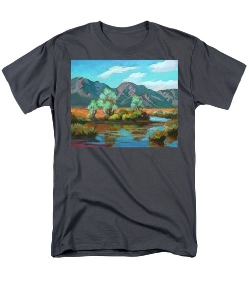 After The Rain Men's T-Shirt  (Regular Fit) by Diane McClary