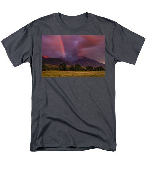 After The Storm Men's T-Shirt  (Regular Fit) by Andrew Soundarajan