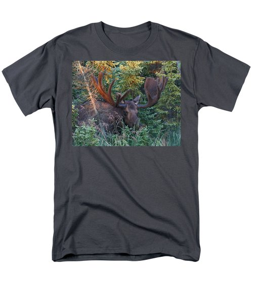 Men's T-Shirt  (Regular Fit) featuring the photograph An Eye On You by Doug Lloyd