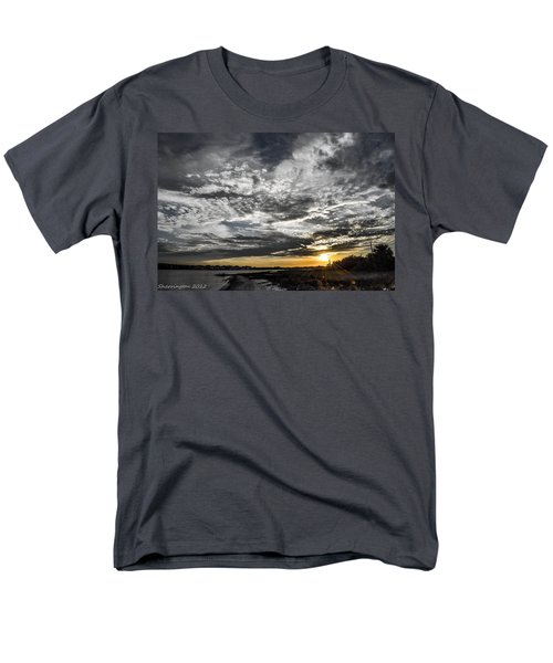 Beautiful Days End Men's T-Shirt  (Regular Fit) by Shannon Harrington