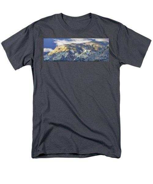 Big Rock Candy Mountains Men's T-Shirt  (Regular Fit) by Donna Greene