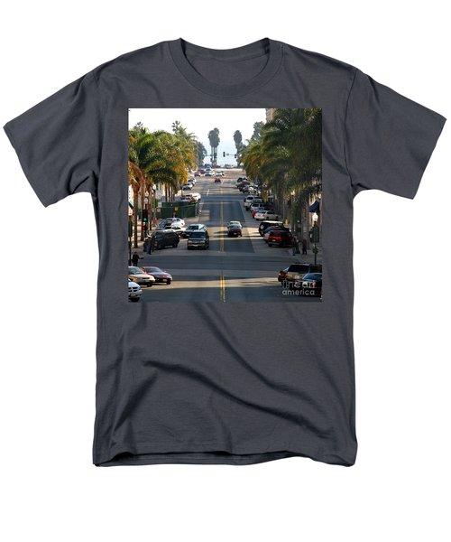 California Street Men's T-Shirt  (Regular Fit)