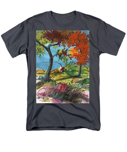 Catching Sundown Men's T-Shirt  (Regular Fit) by John Williams