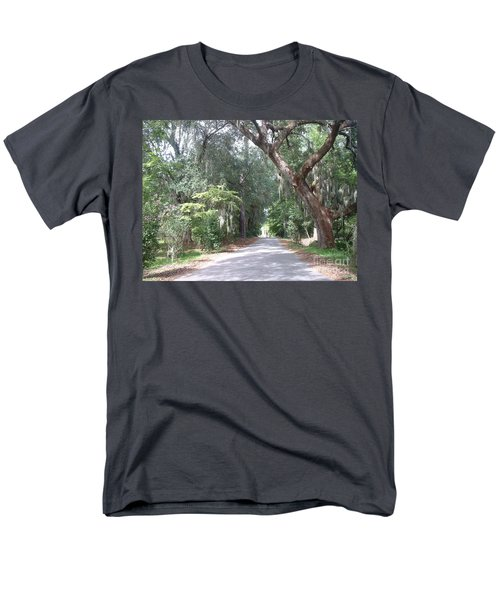 Covered By Nature Men's T-Shirt  (Regular Fit) by Mark Robbins