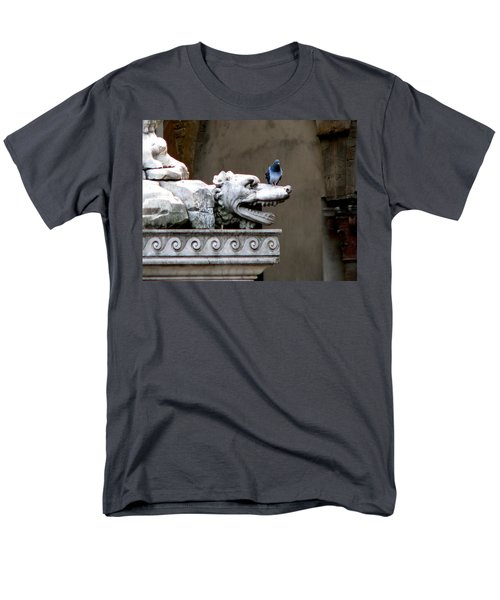 Despised Pigeon Men's T-Shirt  (Regular Fit) by Eric Tressler