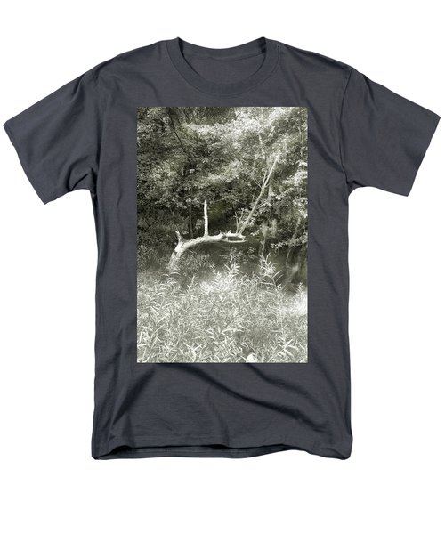 Men's T-Shirt  (Regular Fit) featuring the photograph Dragon Bones by Mary Almond