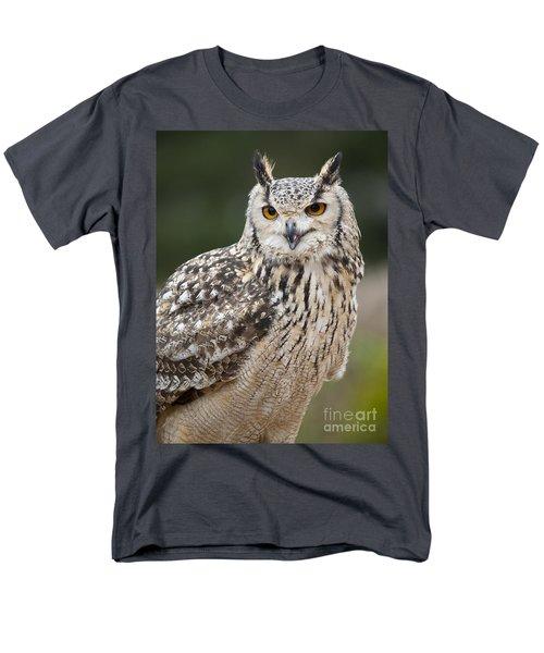 Eagle Owl II Men's T-Shirt  (Regular Fit)