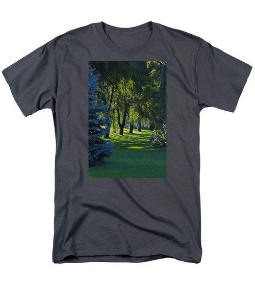 Early Morning Men's T-Shirt  (Regular Fit) by John Stuart Webbstock