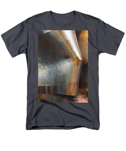 Emp Abstract Fold Men's T-Shirt  (Regular Fit)