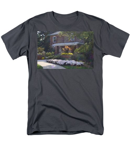 Men's T-Shirt  (Regular Fit) featuring the photograph Fall Cowles by Joseph Yarbrough