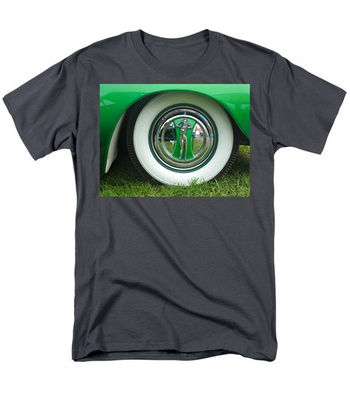 Men's T-Shirt  (Regular Fit) featuring the photograph Ford 1946 by Anna Ruzsan