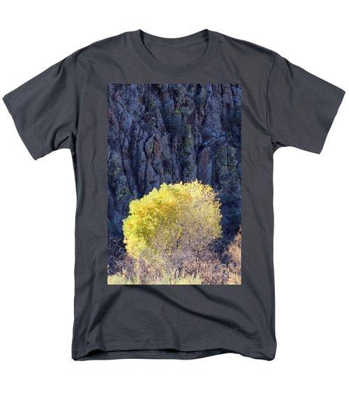 Gilded Autumn Men's T-Shirt  (Regular Fit) by Alycia Christine