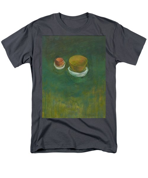 Men's T-Shirt  (Regular Fit) featuring the painting Ginger Pot by Kathleen Grace