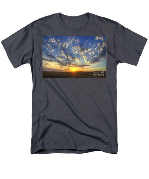 Glorious Sunrise Men's T-Shirt  (Regular Fit) by Jim and Emily Bush