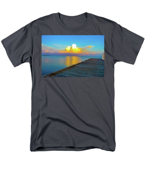 Gods' Painting Men's T-Shirt  (Regular Fit) by Shannon Harrington